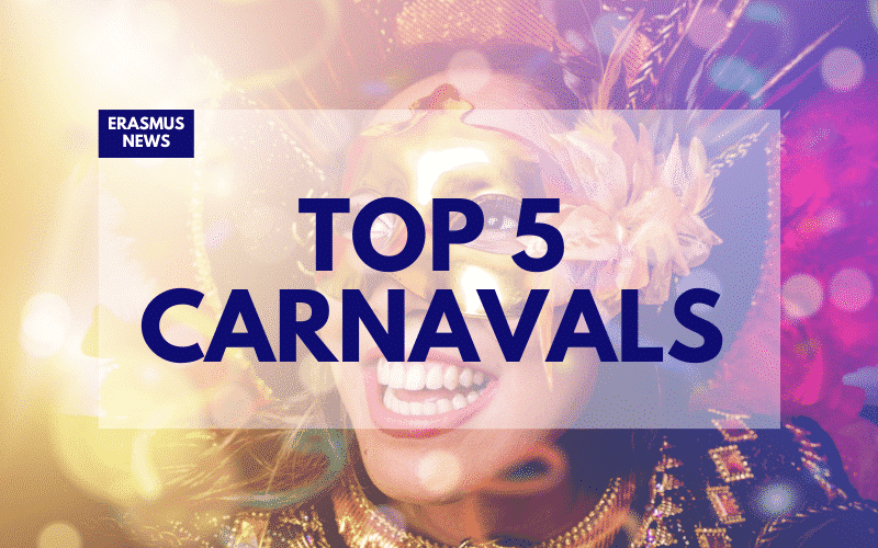 Top 5 des carnavals à faire en France pendant ton échange international