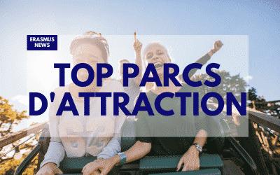 Les meilleurs Parcs d'attraction et parcs à thème en France