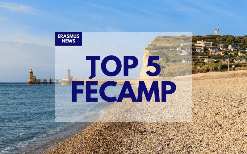 TOP 5 des choses à faire à fécamp