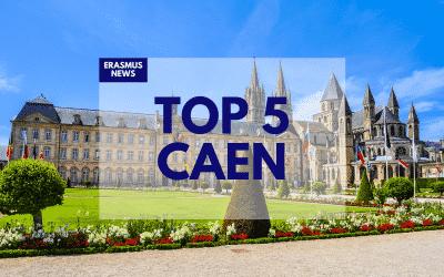 Top 5 des choses à voir à Caen