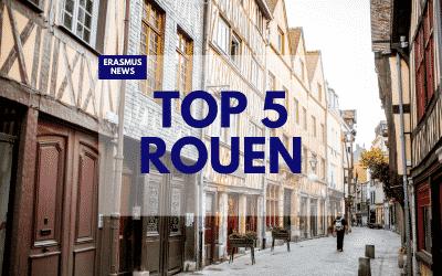 Top 5 des choses à voir à Rouen