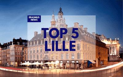 Top 5 des choses à voir à Lille