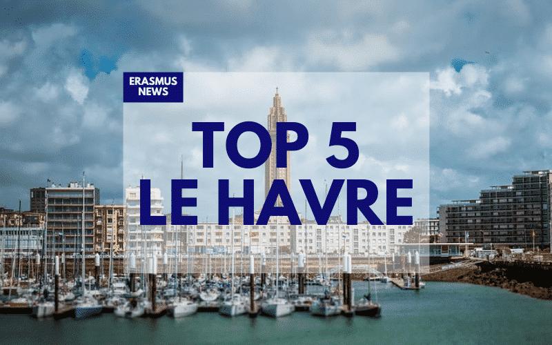 TOP 5 des choses à faire au Havre