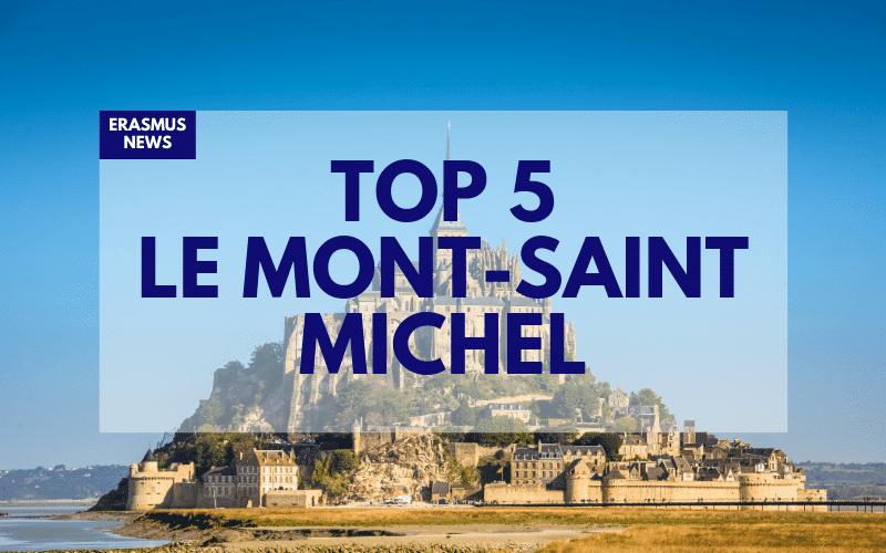 Top 5 des choses à faire au Mont-Saint-Michel