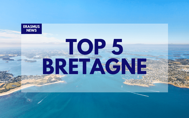Top 5 des choses à faire en Bretagne