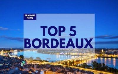 Top 5 des choses à voir à Bordeaux