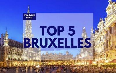 Top 5 des choses à voir à Bruxelles
