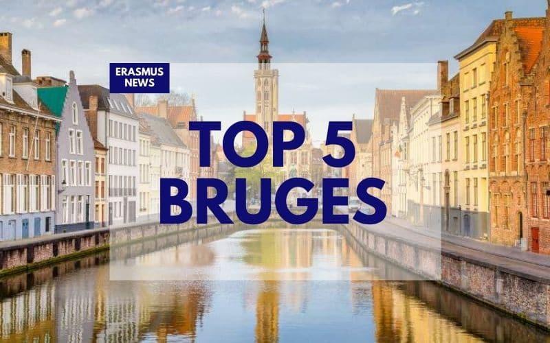 Top 5 des choses à voir à Bruges