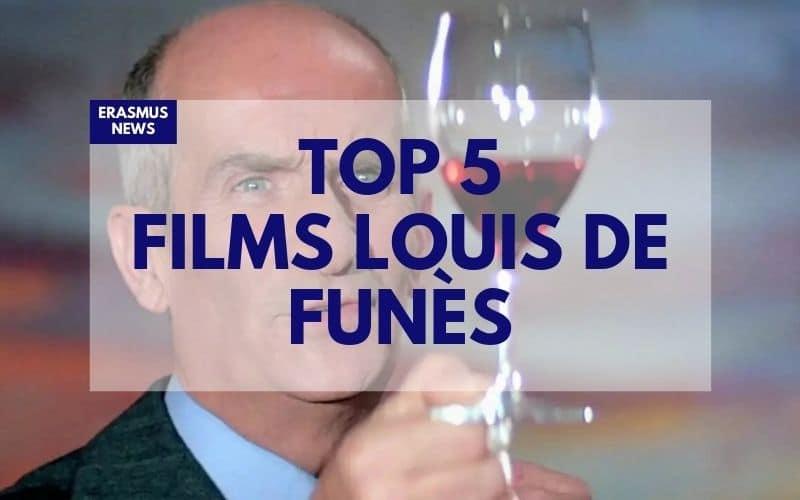 Top 5 des films avec Louis de Funès