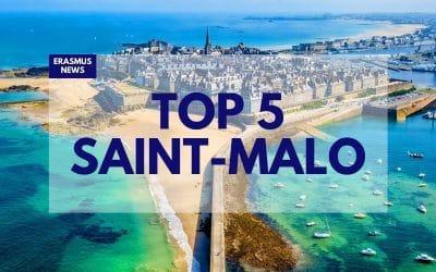 Top 5 choses à faire à Saint-Malo