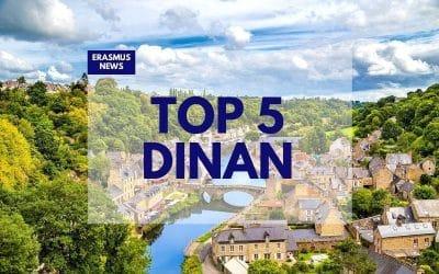 Top 5 des choses à faire à Dinan